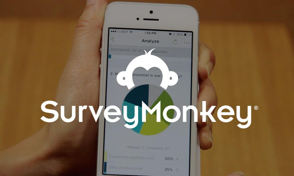 SurveyMonkey - Ferramenta de Pesquisas Online