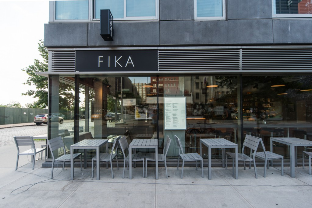 Cafeteria FIKA em New York City