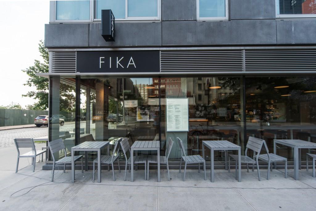 Cafeteria FIKA em New York City