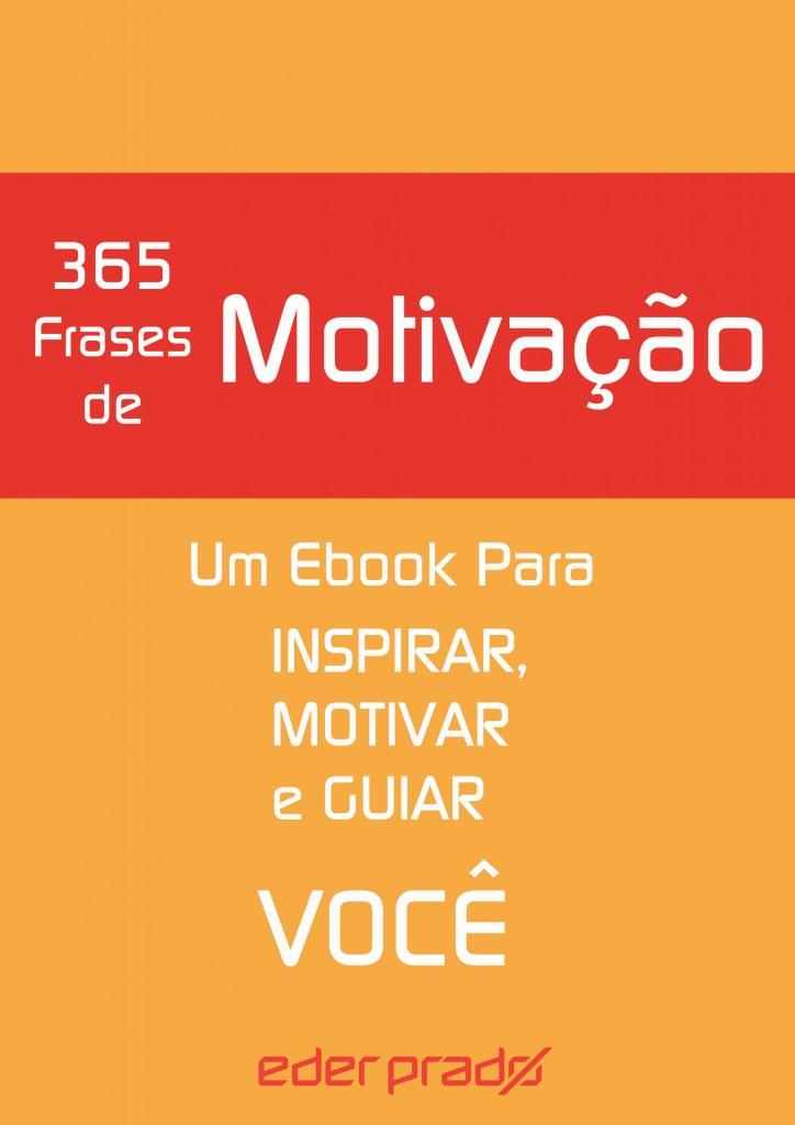Ebook 365 Frases de Motvação