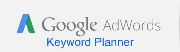 Ferramentas de blo Google AdWords Keyword Planner